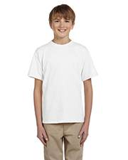 Fruit of the Loom 3931B  Heavyweight Youth Short Sleeve T at GotApparel
