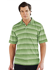 Anderson-Men's 100% Polyester Knit Polo Shirts