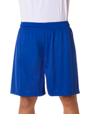 Badger 4107  Adult B-Dry Core Shorts at GotApparel