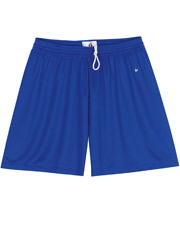 Badger 4116  Lady B-Dry Core Short at GotApparel