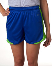 Badger 4118  Lady Performance Short at GotApparel