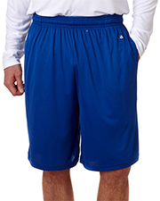 Badger Performance Shorts Pocket. 4119