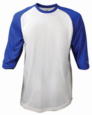 Badger 4133  Performance Raglan Tee at GotApparel
