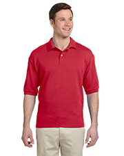Jerzees 438 Men 50/50 Pique Polo W/Spotshield