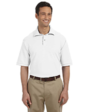 Jerzees 440 Men 6.5 oz. Ringspun Cotton Pique Polo