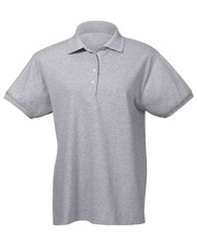 Jerzees 440W Women 6.5 oz. Ringspun Cotton Piqué Polo