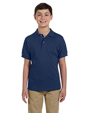 Jerzees Youth Pique Polo