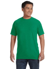 Anvil 450 Men Organic Ringspun/Recycled Polyester TShirt at GotApparel