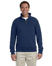 Jerzees 50/50 Quarter Zip Fleece Jacket