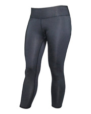 Badger Sport 4617     Ladies Athletic Crop Tights  at GotApparel