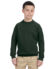 Jerzees Nublend Youth 50/50 Crewneck Sweatshirt