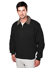 Tri-Mountain 4700 Men Sequoia Work Jacket With Removable Wool Liner at GotApparel