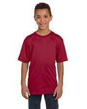 Anvil 490B Youth 100% Certified Organic Ringspun Cotton T-Shirt at GotApparel