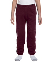 Jerzees 4950BP Youth 9.5 oz. Super Sweats 50/50 Sweatpants at GotApparel