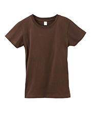 Organic Ladies 4.5 oz. Ringspun T-Shirt