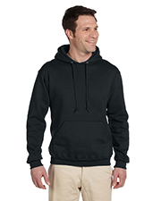 Jerzees 4997 Men 9.5 oz., 50/50 Super Sweats NuBlend Fleece Pullover Hood