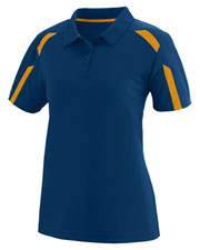 Augusta 5022 Women Avail Sport Polo Shirt at GotApparel