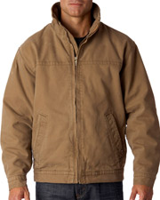 Dri Duck 5028 Dri-Duck Adult Maverick Quarry-Washed Canvas Jacket at GotApparel
