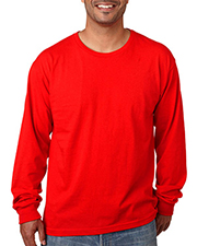Bayside 5060  Men's Long Sleeve 5.4 oz Tee at GotApparel