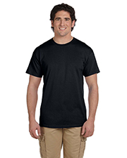Hanes 5170  50/50 Short Sleeve T at GotApparel
