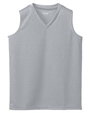 Augusta 525   Women Wicking Mesh Sleeveless Jersey at GotApparel