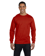 Hanes 5286 Men 5.2 oz. ComfortSoft Cotton LongSleeve T-Shirt