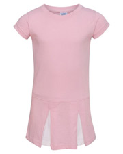 Rabbit Skins 5303     Toddler Jersey Cheer Dress  at GotApparel