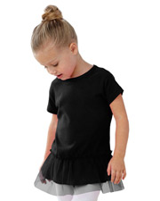 Rabbit Skins 5322     Toddler Tutu Tunic  at GotApparel