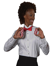 Edwards 5390 Women's Tuxedo Shirt at GotApparel