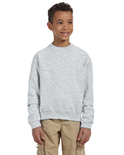Jerzees Youth 50/50 Crewneck Sweatshirt