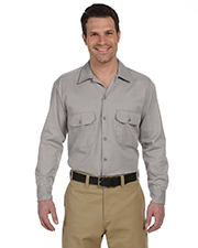 Dickies 574 Men 5.25 oz. Long Sleeve Work Shirt at GotApparel