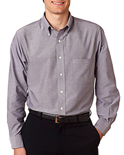 Van Heusen 57800  Mens L/S Oxford Shirt at GotApparel