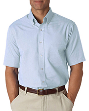 Van Heusen 57850  Mens S/S Oxford Shirt at GotApparel