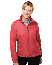 Tri-Mountain 6013 Women's 100% Polyester Long Sleeve Jacket with Water Resistant at GotApparel