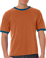 Chouinard 6066  Adult Trimmed Ringer Tee at GotApparel