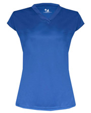 Badger 6162  Lady Cap Sleeve Jersey at GotApparel
