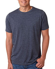 Next Level 6200  Men's Short Sleeve Poly Cotton Tee at GotApparel