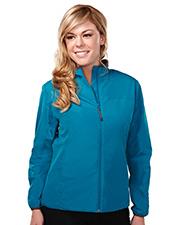 Tri-Mountain 6220 Women Chelsea Long Sleeve Jacket With Water Proof