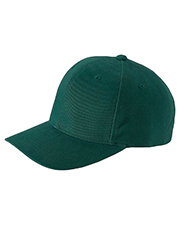 Yupoong 6363V  Brushed Cap w/Velcro at GotApparel