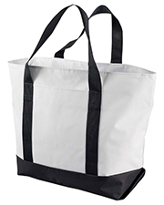 Liberty Bags 7006 Bay View Giant Zippered Boat Tote at GotApparel