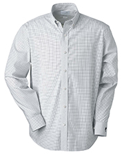 Mens EZ-Tech Check Pattern Woven