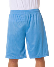 Badger 7211  Adult Mesh/Tricot 11-Inch Short at GotApparel