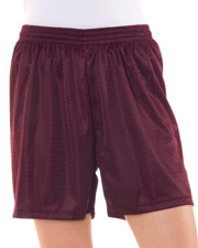 Badger 7216  Ladies Mesh/Tricot 5-Inch Short at GotApparel