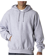 Weatherproof 7700 Men Cross Weave Hooded Sweatshirt