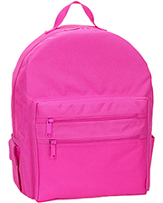 UltraClub 7707  Backpack with Zippered Sleeve Pocket at GotApparel