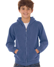 Chouinard 7755  Youth Full-Zip Hooded Sweatshirt at GotApparel