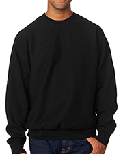 Weatherproof 7788   Men Cross Weave Crew Neck Sweatshirt at GotApparel