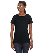 Anvil 780L Ladies' Ringspun Midweight Mid-Scoop T-Shirt at GotApparel