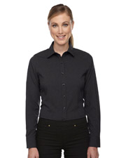 North End 78802   Women Ladies' Mélange Performance Shirt at GotApparel