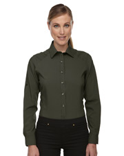 North End 78804   Women Ladies' Rejuvenate Performance Shirt with RollUp Sleeves at GotApparel